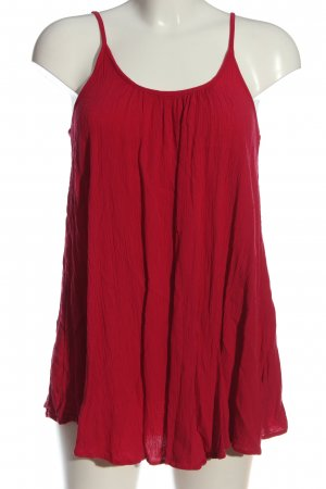 Roxy Long-Bluse rot Casual-Look