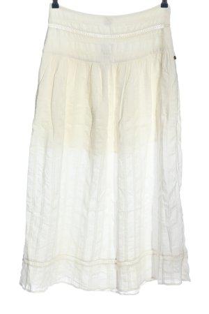 Roxy Spódnica maxi biały W stylu casual