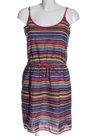 Roxy Mini vestido estampado repetido sobre toda la superficie look casual