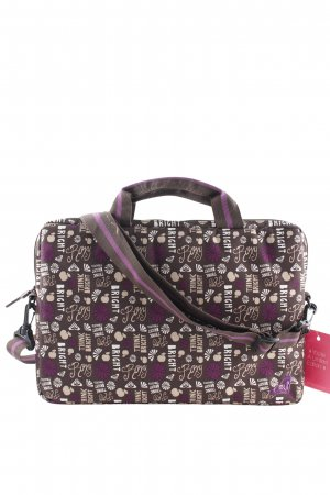 Roxy Laptop bag allover print embroidered logo