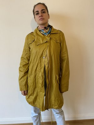 Roxy Parka orange doré