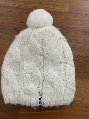 Roxy Bobble Hat white