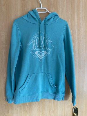 Roxy Maglione con cappuccio azzurro-blu