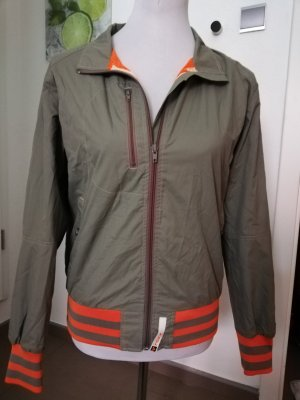 Roxy Imperméable orange-gris vert