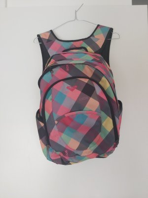 Roxy Mochila escolar multicolor
