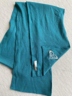 Roxy Sciarpa di lana petrolio