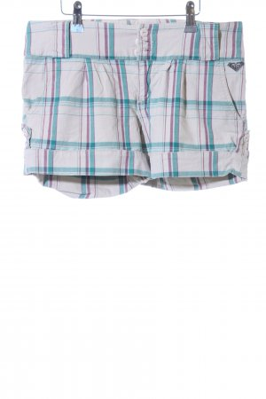 Roxy Shorts Karomuster Casual-Look