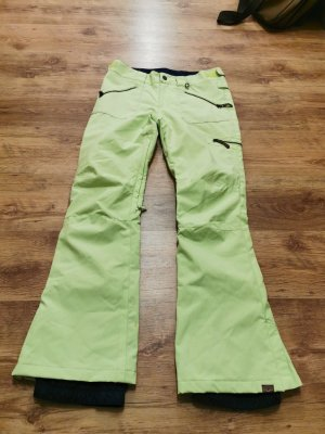 Roxy Pantalón de esquí verde pálido-verde