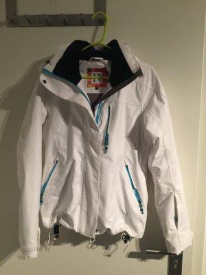 Roxy Skijacke Winterjacke weiß