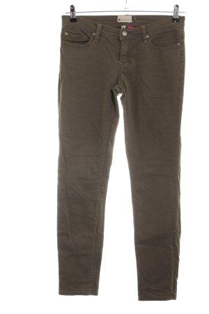 Roxy Skinny Jeans bronzefarben Casual-Look