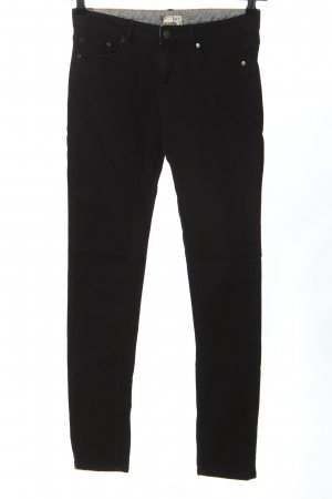 Roxy Skinny Jeans schwarz Casual-Look