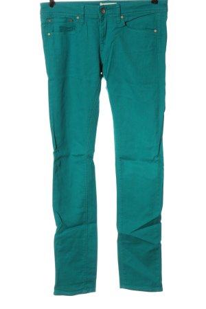 Roxy Jeans slim bleu style décontracté