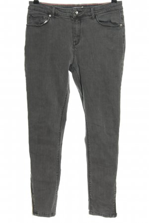 Roxy Slim Jeans hellgrau Casual-Look