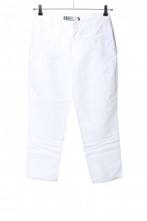 Roxy Jersey Pants white casual look