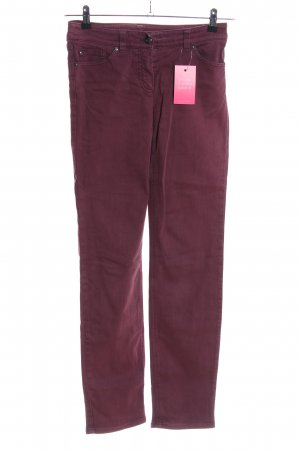 Roxy Straight-Leg Jeans rot Casual-Look