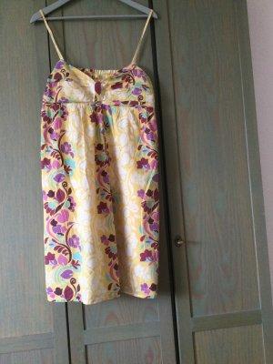 Roxy Vestido playero multicolor