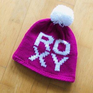 Roxy Cappello a maglia multicolore
