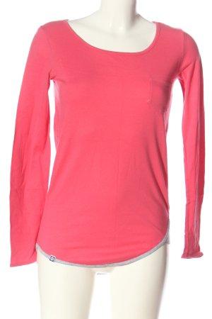 Roxy Strickshirt pink Casual-Look