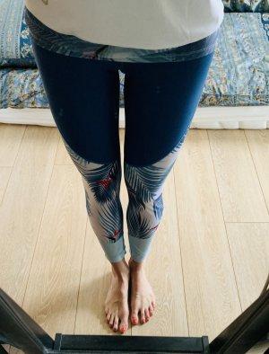 Roxy Leggings baby blue-blue