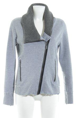 Roxy Sweatjacke grau-dunkelgrau Casual-Look