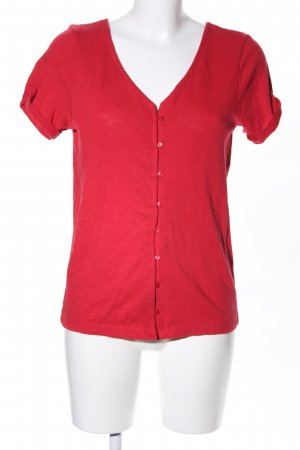 Roxy T-Shirt rot Casual-Look