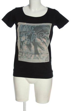 Roxy Camiseta estampado temático look casual