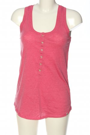 Roxy Tanktop pink meliert Casual-Look