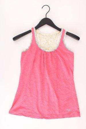 Roxy Top Größe S pink aus Baumwolle