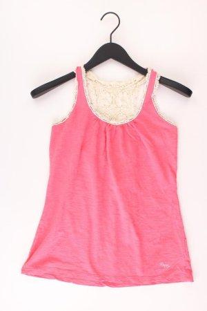 Roxy Top de tirantes rosa claro-rosa-rosa-rosa neón Algodón