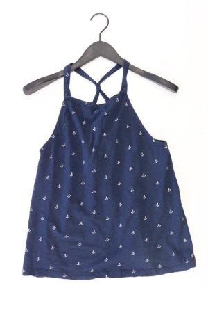 Roxy Top de tirantes azul-azul neón-azul oscuro-azul celeste Algodón