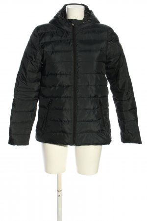 Roxy Übergangsjacke schwarz Steppmuster Casual-Look