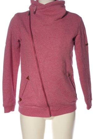 Roxy Übergangsjacke pink Casual-Look
