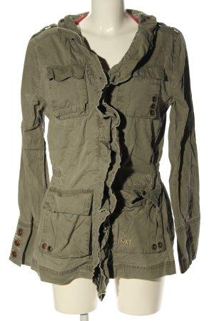 Roxy Übergangsjacke khaki Casual-Look