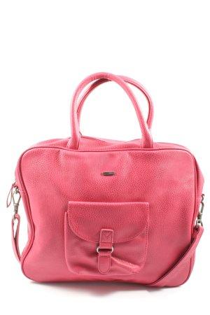 Roxy Umhängetasche pink Motivdruck Casual-Look