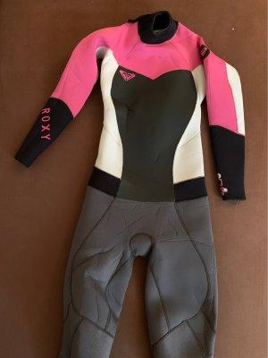 Roxy wetsuit Synchro 4/3 backzip size 4/ XS
