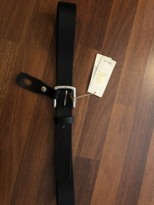 Breuninger Leather Belt black