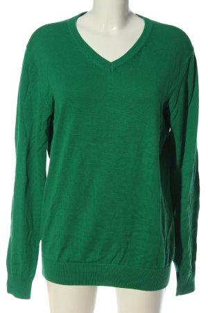 ROYAL CLASS V-Ausschnitt-Pullover