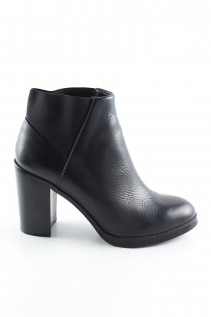 Royal republiq Booties schwarz Business-Look