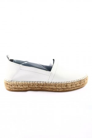 Royal republiq Espadrille Sandals white casual look