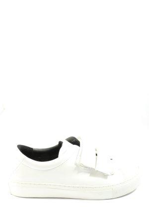 Royal republiq Basket hook-and-loop fastener blanc style décontracté