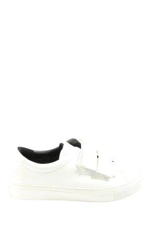 Royal republiq Sneaker Klettverschluss weiß Casual-Look