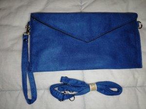 Clutch blauw