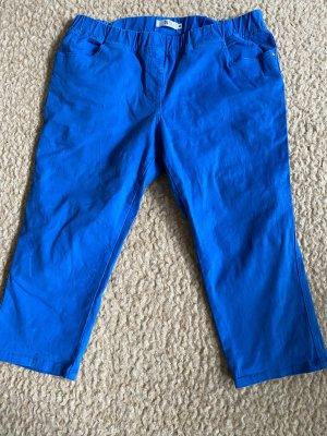 bpc Spodnie 3/4 stalowy niebieski