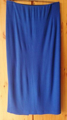 Ulla Popken Maxi Skirt blue