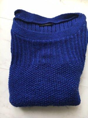 Royalblauer Pullover von Calvin Klein Jeans