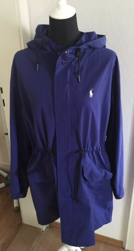 Polo Ralph Lauren Imperméable bleu nylon