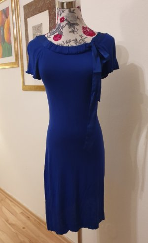 Royalblaues Kleid