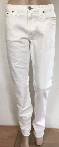 RRL Ralph Lauren, Jeans, Weiß, Stretch Skinny, US 31, Japan Denim, neu, € 350,-