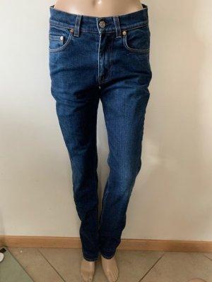 Acne Vaquero skinny azul