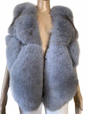 RRP 3790€, Dsquared2 fox fur vest